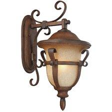 Tudor 4 Light Outdoor Wall Lantern