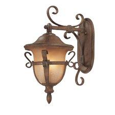 Tudor 3 Light Outdoor Wall Lantern