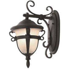 Tudor 2 Light Outdoor Wall Lantern