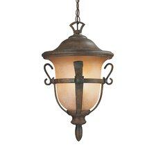 Tudor 3 Light Outdoor Hanging Lantern