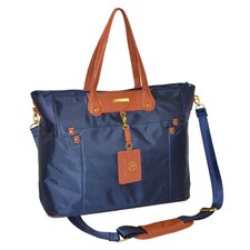 East / West Laptop Tote