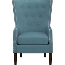 Melanie High Back Arm Chair