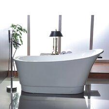 "67"" x 31.5"" Soaking Bathtub"