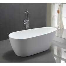 "67"" x 31.5"" Soaking Bathtub"