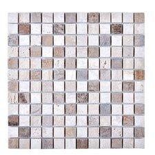 Stone Mosaic Tile in Beige