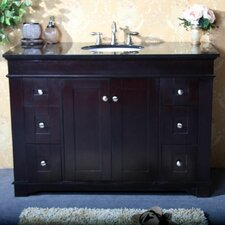 "48"" Single Sink Vanity Base"