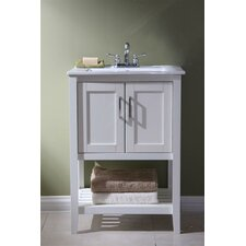 "24"" Single Bathroom Vanity Set"