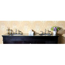 "61"" Double Bathroom Vanity Top"
