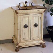 "28"" Single Chest Bathroom Vanity Set"