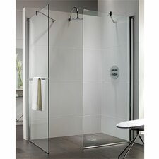 Hydr8 Walk In Flat Shower