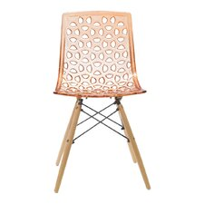 Contemporary Sandra Side Chair (Set of 2)
