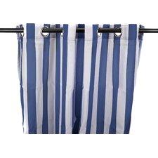 Stripe Outdoor Curtain Panel