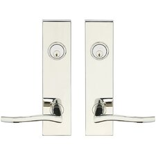 Waterfall Door Lever