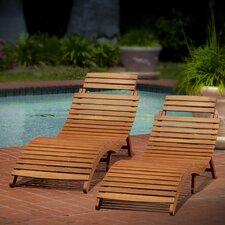 Molokini Chaise Lounge (Set of 2)