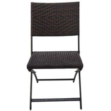 Narobi Outdoor Folding Chair (Set of 2)