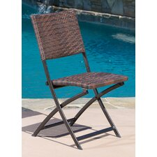 Narobi Outdoor Folding Chair (Set of 4)