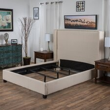 Pederson Upholstered Storage Panel Bed