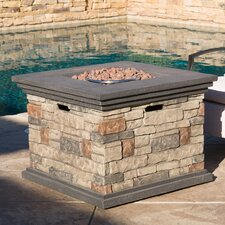 Monte Gas Fire Pit Table