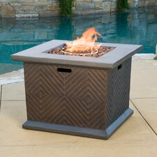 Valencia Gas Fire Pit Table