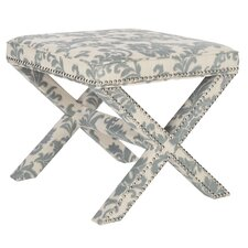 Palmetto Footstool