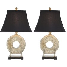 Finnick 74.93cm Table Lamp (Set of 2)