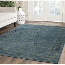 Jenna Blue Area Rug