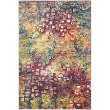 Carina Multi-Coloured Area Rug