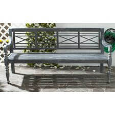 2-Sitzer Gartenbank Elton aus Holz