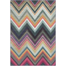 Alessandra Multi-Coloured Area Rug
