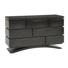 Milano 7-Drawer Double Dresser