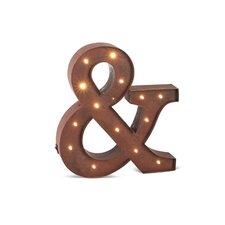 Symbol Lighted Letter