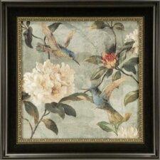Ashton Art & Décor Birds of a Feather I Framed Painting Print