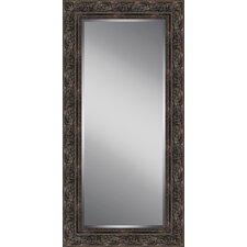 Decorative Wooden Beveled Plate Mirror
