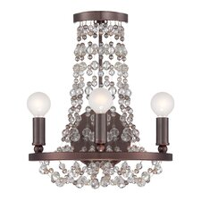 Channing 3 Light Wall Sconce