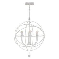 Solaris 6 Light Chandelier I