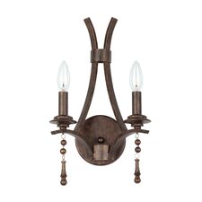 Parson 2 Light Wall Sconce