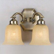Colonial 2 Light Vanity LIght