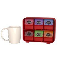 Clutch Tea Bag Holder