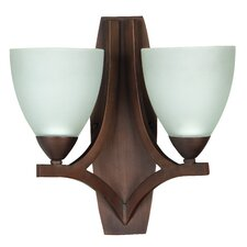 Almeda 2 Light Wall Sconce