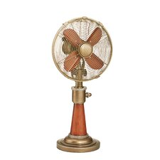 Savery Oscillating Table Fan