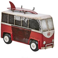 Surf Van Figurine Table Fan