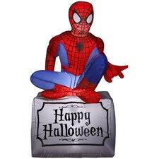 Spider-Man Airblown Inflatable Halloween Decoration