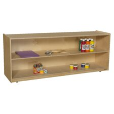Wide Shelf Storage