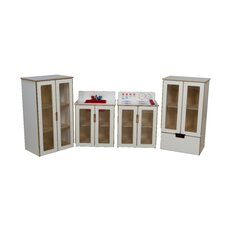 4 Piece My Cottage Appliance Set