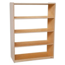 "Natural Environment 48"" Standard Bookcase"