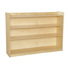 Contender Mobile Three Shelf Storage