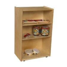 Storage with Adjustable Shelves