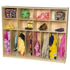 8-Section Neat-N-Trim Locker