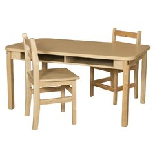 "Laminate 25"" Multi-Student Desk"