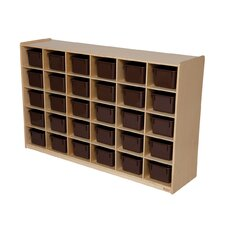 Natural Environment 30 Compartment Cubby
